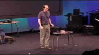 TED talk on SYNC