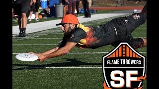 San Francisco FlameThrowers Top 10 Plays of the 2017 Season