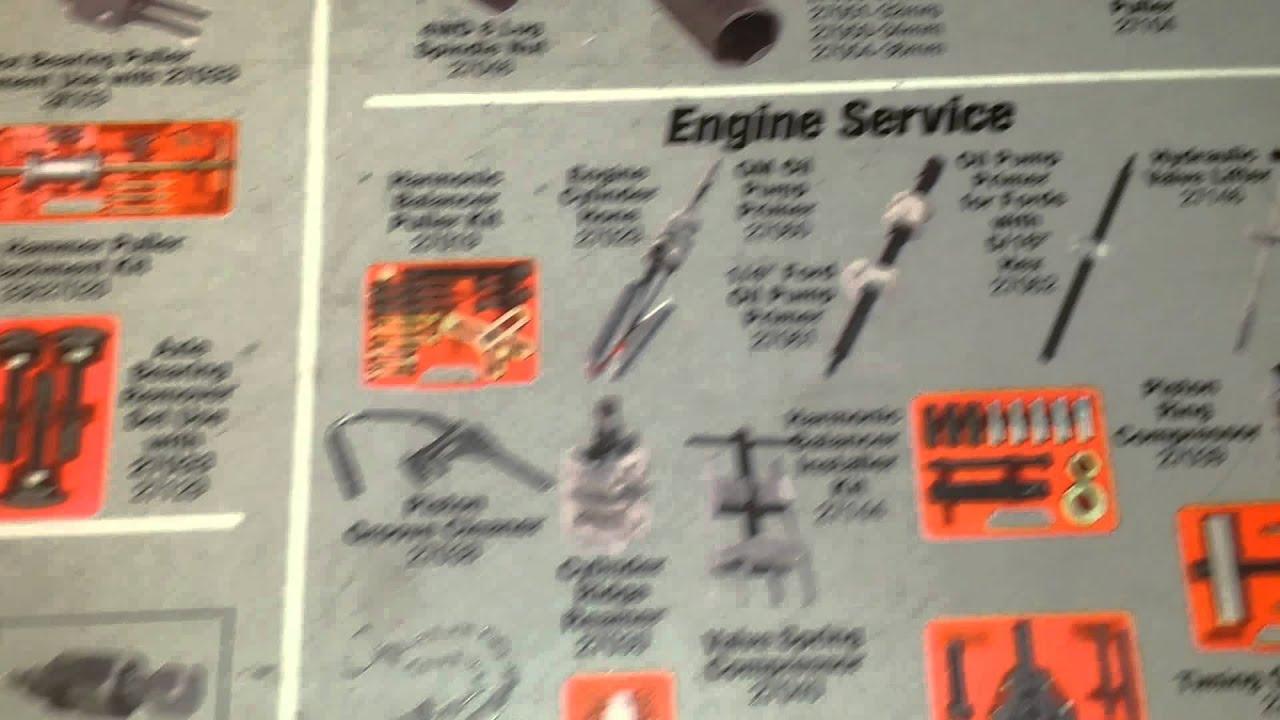 Autozone Specialty Tool Rental