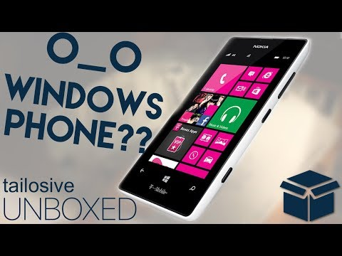 "Tailosive Unboxed ""Windows Phone???"""