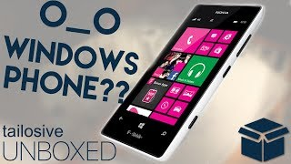 """Tailosive Unboxed """"Windows Phone???"""""""