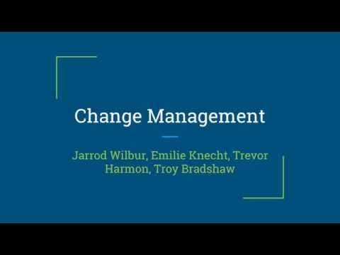 ITIL - Change Management