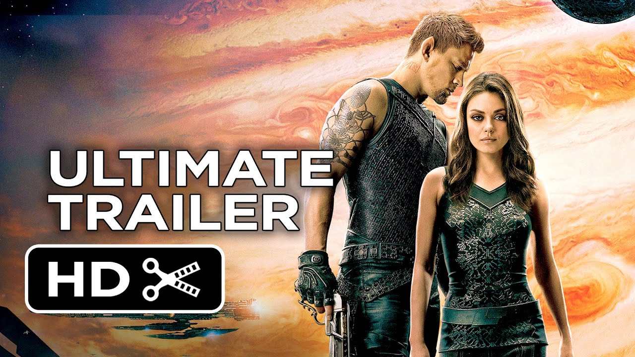 Download Jupiter Ascending Ultimate Intergalactic Trailer (2015) - Channing Tatum Movie HD