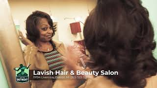 #ShopLivernois - Lavish Hair and Beauty Salon
