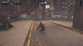 Get The Secret Tape - NY City Level Park Goal - Tony Hawk's Pro Skater 1 + 2 Remake