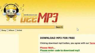 How To Download Free MP3's