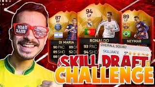 FIFA 16 : SKILL DRAFT #1 - MIT SKILLS ZUM SIEG ?? [TEIL 2/2]
