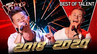 Every MATTHIAS NEBEL performance on The Voice of Germany 2018 & 2020