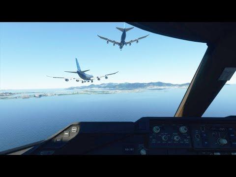 LIVE - NEW Microsoft Flight Simulator 2020 - Multiplayer Gameplay
