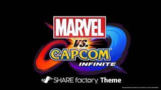 Marvel vs. Capcom: Infinite SHAREfactory™ Theme