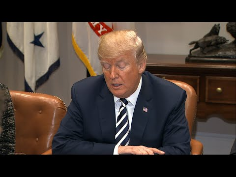 Trump Hosts Round Table on Sanctuary Cities