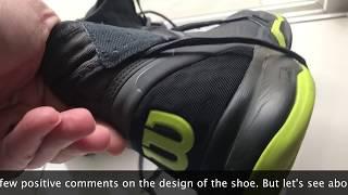 Wilson Amplifeel Tennis Shoe Review