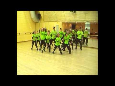 Krump and Funk Styles Street Beat Dance Academy