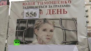 Срок Юлии Тимошенко может быть увеличен до пожизненного(Очередные плохие новости для бывшего премьер-министра Украины Юлии Тимошенко. Президентская комиссия..., 2013-04-28T12:37:42.000Z)