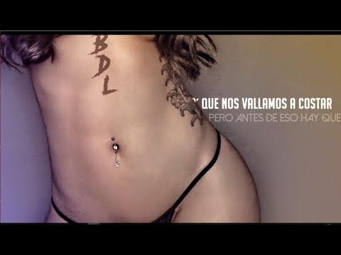 BDL - SOLO TU Y YO SABEMOS (Video Lyrics) 2018