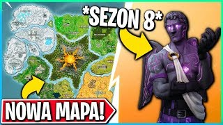 WAS PASSIERT IN STAFFEL 8? NEUE MAP, NEUE DARK SKINS! (Fortnite Battle Royale)