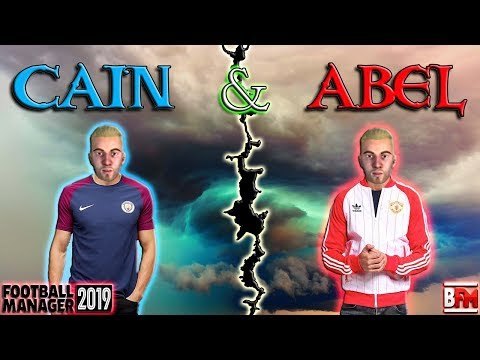 FM19 - Cain & Abel - Wonderkid Experiment - Football Manager 2019