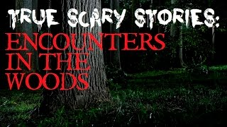 5 TRUE SCARY STORIES: Encounters in the Woods