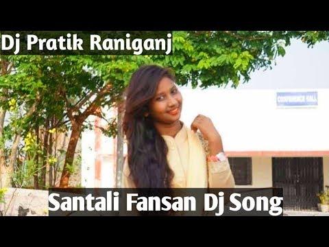 Santali Dj Fansan Song  / Aata Gache Tota Pakhi
