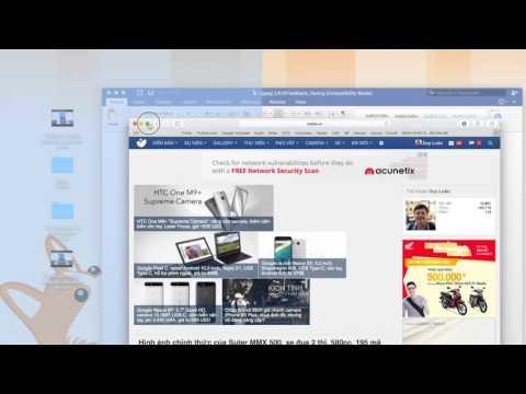 Tinhte.vn - Cách Dùng đa Nhiệm Split View Trên OS X 10 11