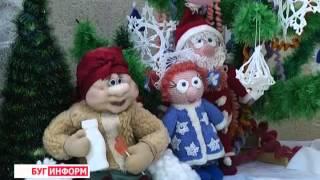 2015-01-03 р. Брест. Виставка м'якої іграшки Телекомпанія Буг-ТБ.