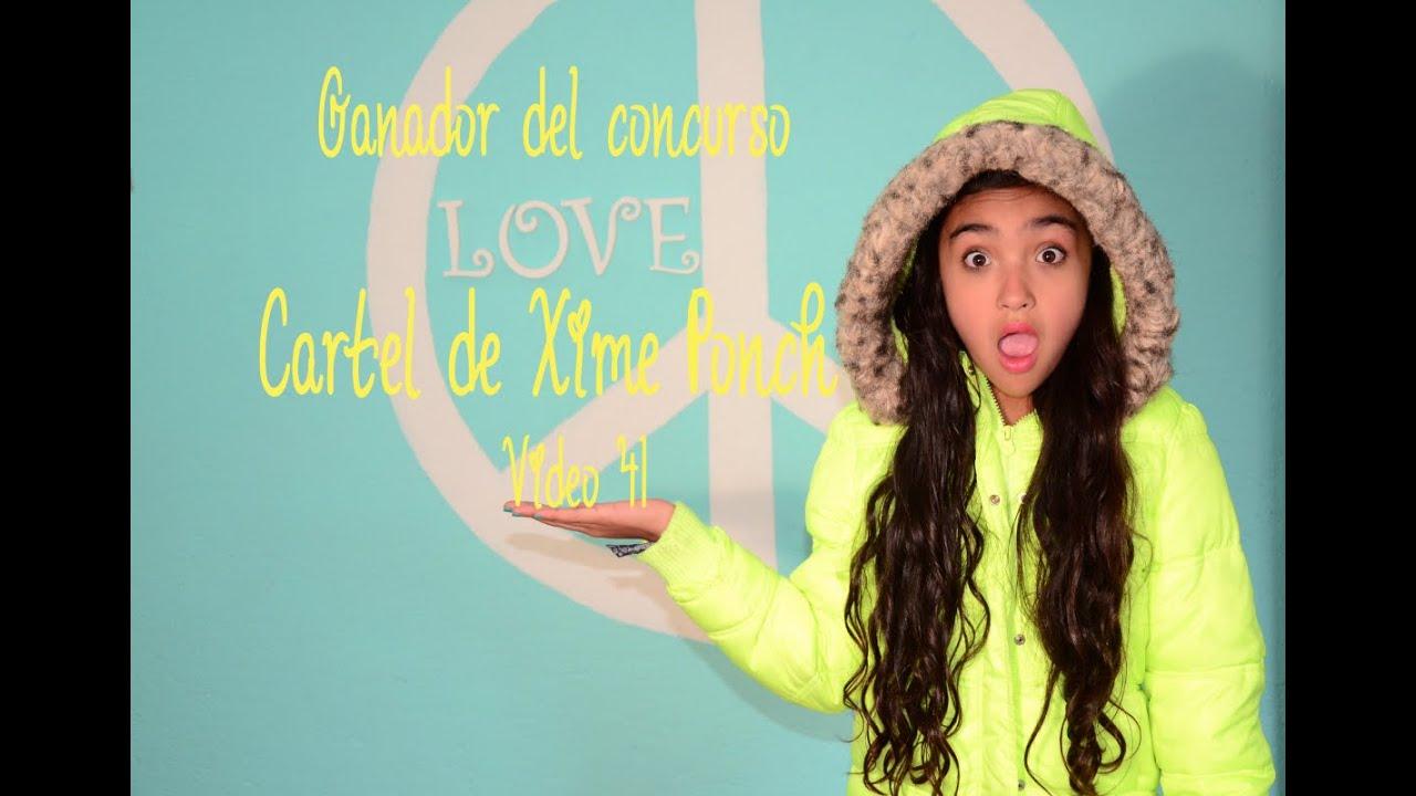 Especial ganador del cartel de xime ponch video 41 youtube for Cuarto de xime ponch