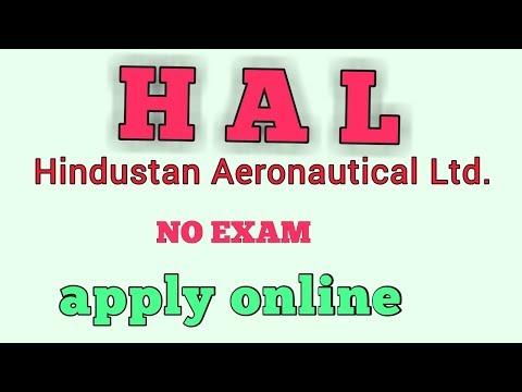 Hindustan Aeronautical Ltd vacancy 2018