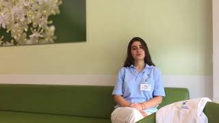 BAU TIP Öğrencileri Yurt Dışı Staj Programlarını Anlatıyor (Ayşim Alpman)