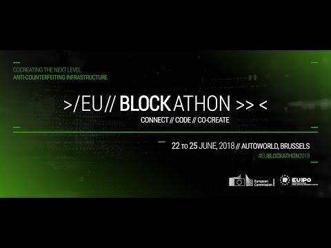 EU Blockathon 2018: Register until 30 April!
