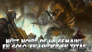 Nuit Noire en Solo et en Live! / Phogoth
