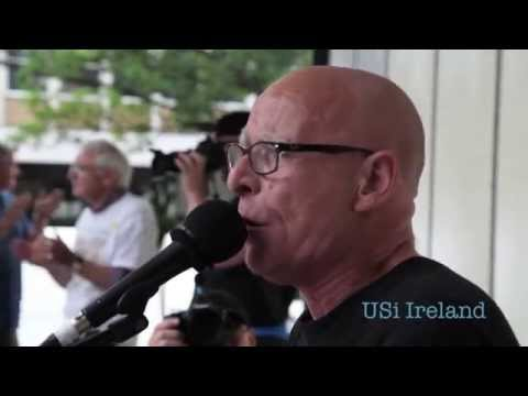 Ireland national demonstration for Palestine 9th August 2014