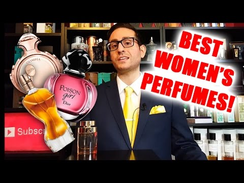 Top 10 Best Perfumes for Women (2016 Releases)