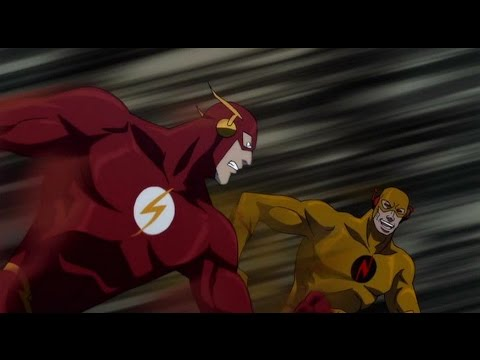 The Flash Superhero Music Video AMV