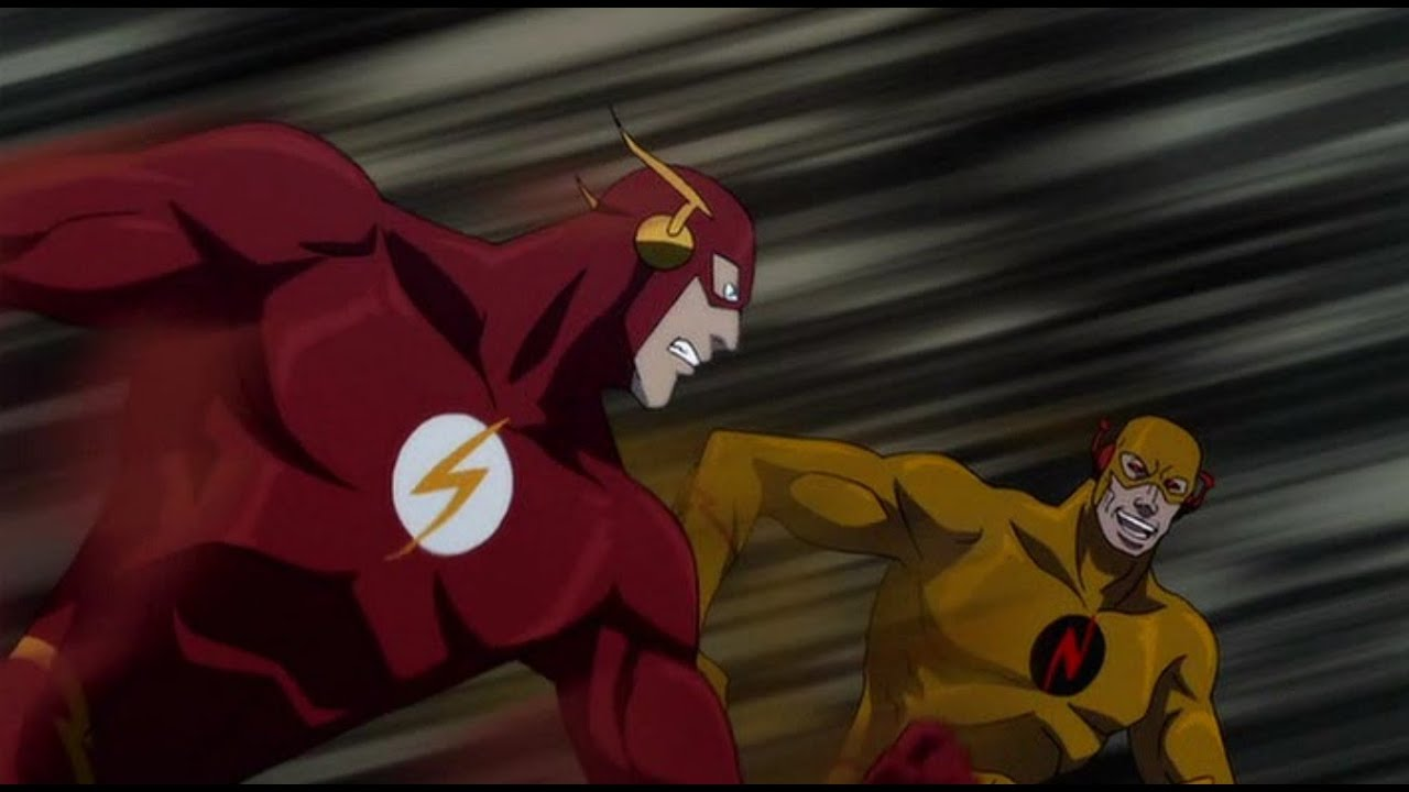 The flash superhero music video amv youtube