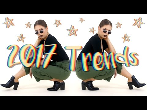2017 Fashion Trends | How to Style Runway Trends