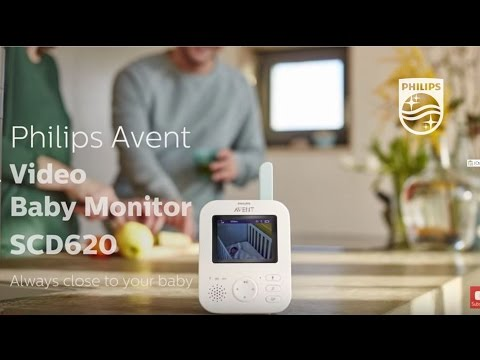 AVENT Video Baby Monitor | Philips | SCD620