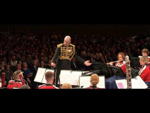 """NELSON Sonoran Desert Holiday Overture - """"The President's Own"""" United States Marine Band"""