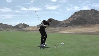 How to become a PGA Tour Player Part 4 The backswing explained
