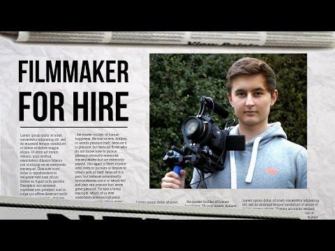 Becoming a Freelance Filmmaker