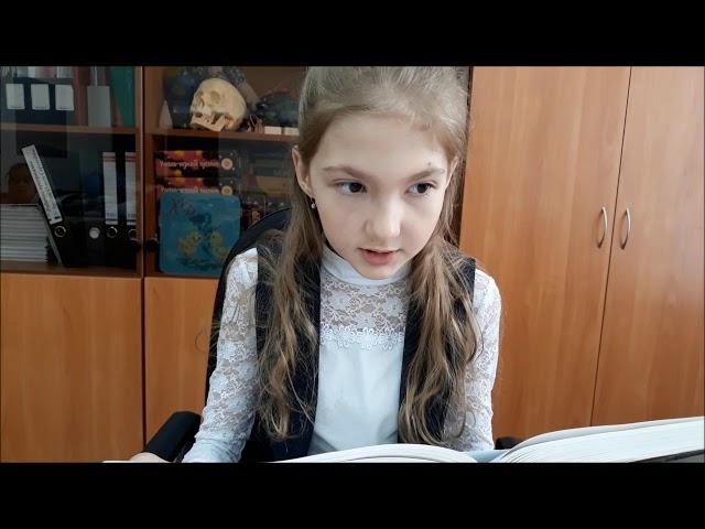 Изображение предпросмотра прочтения – МарияДенисенко читает произведение «Лихое зелье» А.И.Солженицына