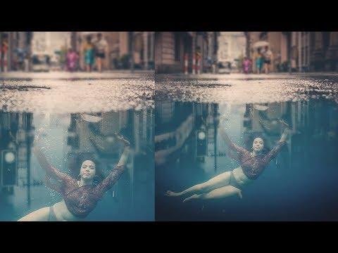 Blend The Image Photoshop Effect Tutorial thumbnail