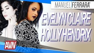 Video Evelyn Claire et Holly Hendrix - AVN Expo 2018 download MP3, 3GP, MP4, WEBM, AVI, FLV April 2018