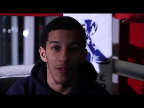 "Miguel Cartagena Sands Casino Fight Night Promo ""No Fear 23"""
