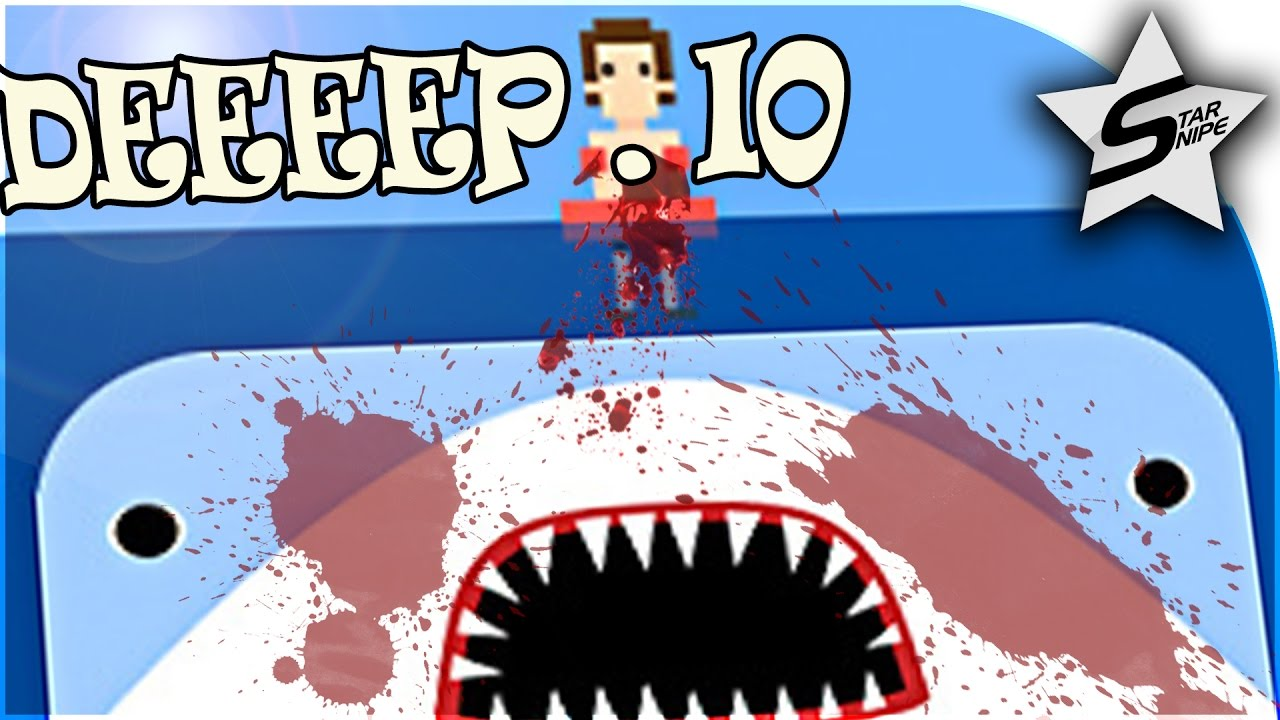how to get to tiger shark in deeeep.io
