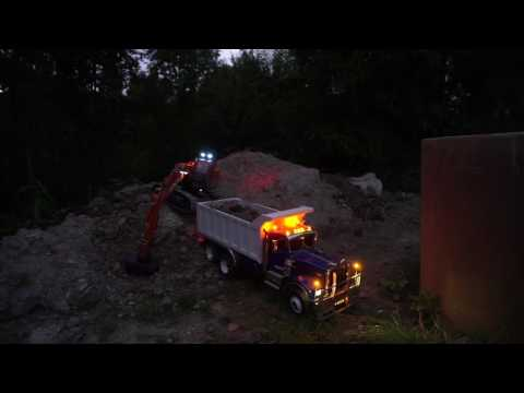 Lindeberg RC Quarry pt 50: Teamwork in the quarry