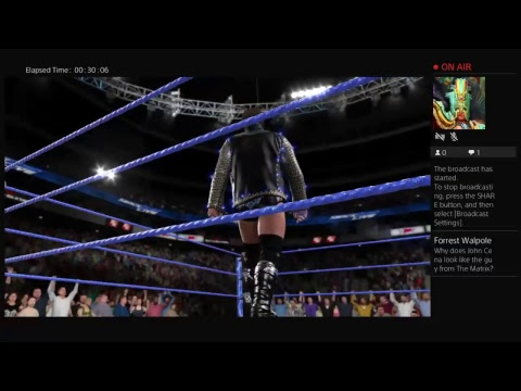 WWE 2K17 INTERACTIVE UNIVERSE - EP 4 - Smackdown before King of the Ring