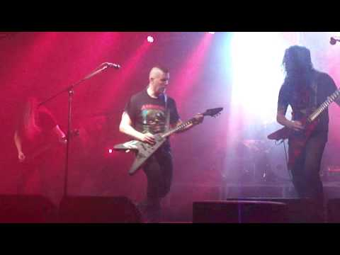Annihilator - No Zone (Live at B90 - Gdansk/Poland) 15/11/2016