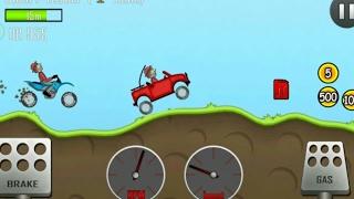 Hill Climb racing game เกมรถไต่เข่า ขับสนุกมากๆ