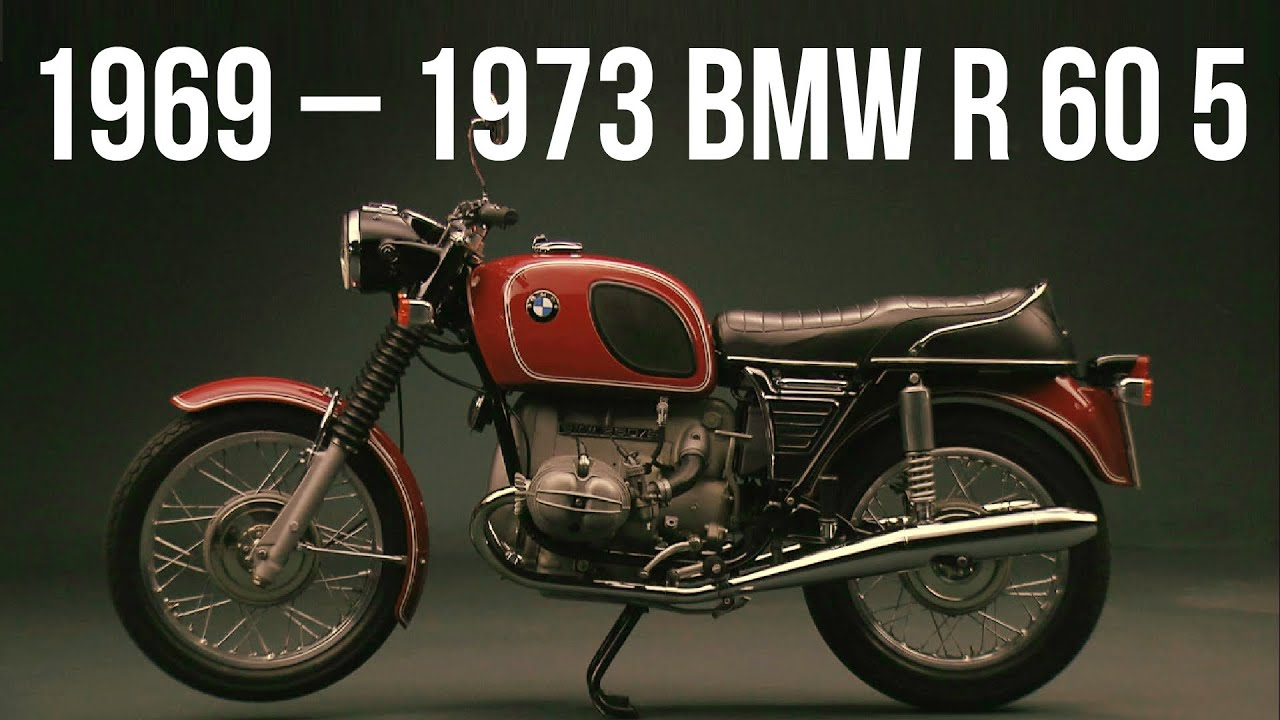 1969 1973 bmw r 60 5 youtube. Black Bedroom Furniture Sets. Home Design Ideas
