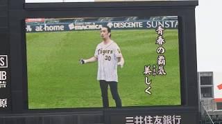 日付:2018.06.15(金) 対戦:ウエスタンリーグ/阪神タイガース 2x-1 中...